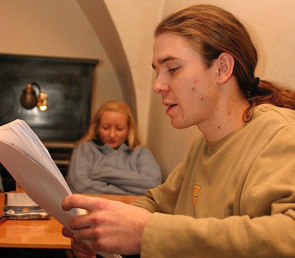 20.prosince 2004 - v Týnské