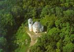 Rotunda na hoře Řípu