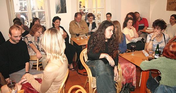 Tynska literarni kavarna
